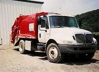 Enterprise Sanitation Truck